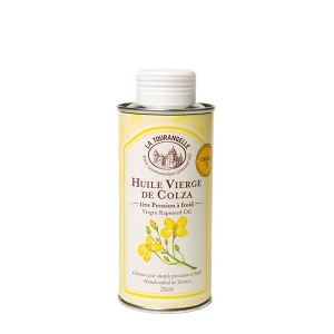 Virgin Rapeseed Oil (250ml)