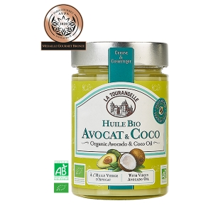 Organic Avocado & Coco Oil...