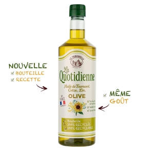 LA QUOTIDIENNE OLIVE (700ml)